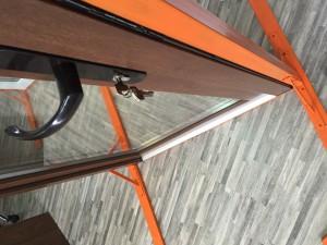 puertas madera aluminio pvc