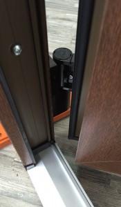 puertas pvc roto