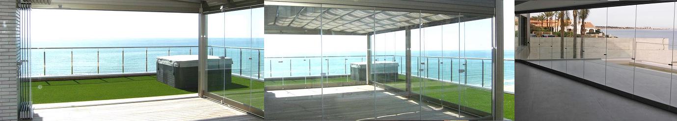 cortinas de cristal ehaus